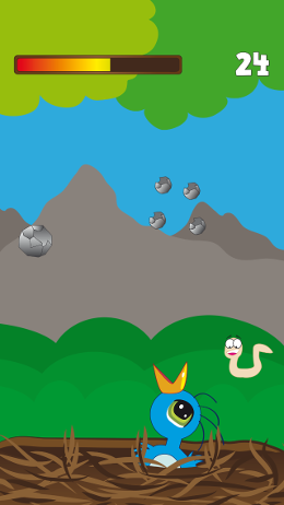 TwHit Bird - twHit the rocks and make the bird twEat as fast as you can! Free game-2.png