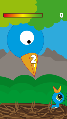 TwHit Bird - twHit the rocks and make the bird twEat as fast as you can! Free game-5.png