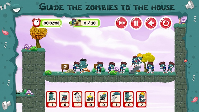 [Free][Game] Help the Zombies - Inspired by lemmings-screen1.jpg