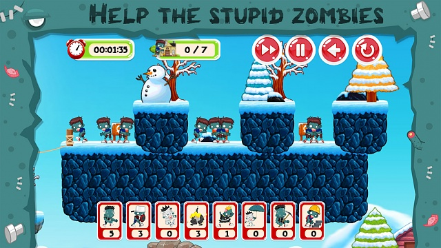 [Free][Game] Help the Zombies - Inspired by lemmings-screen5.jpg