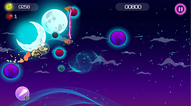 Zombie dog: deep space runner [FREE GAME]-screen_3.png
