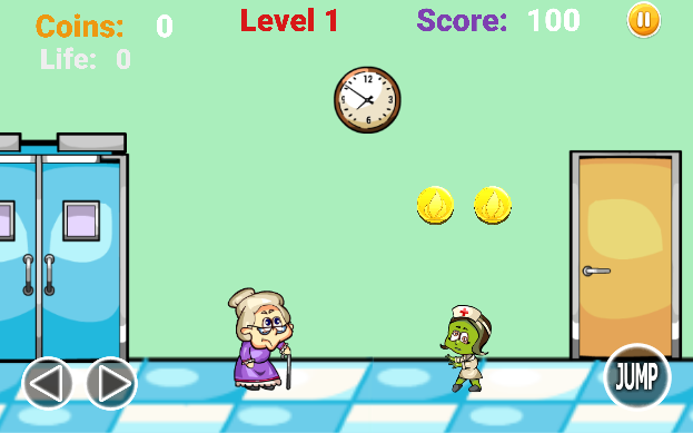 [FREE] Granny vs. Zombies!  My very FIRST game release.-granny_vs_zombies_level1.png