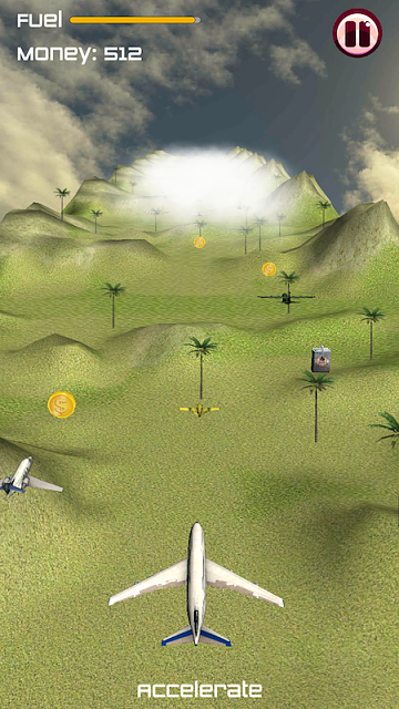 [NEW][GAME] Plane Traffic Race - in Sky - 3D :) :)-screen1small.png