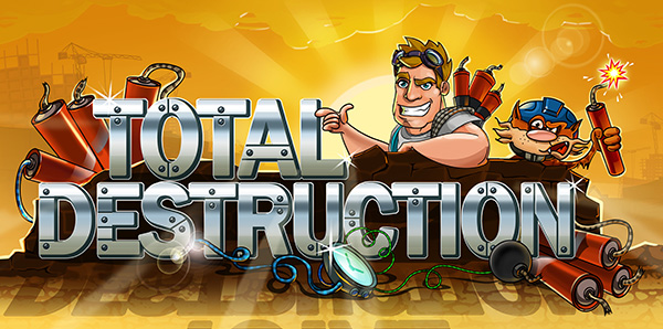 [FREE][GAME] Total Destruction: Blast Hero - The smartest bombs on Android!-b3.jpg