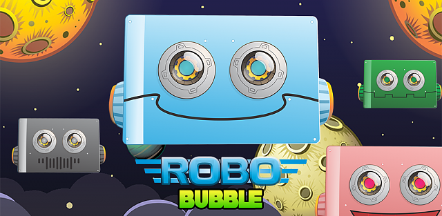 [FREE][GAME] Robo Bubble Shooter-feature_graphics.png