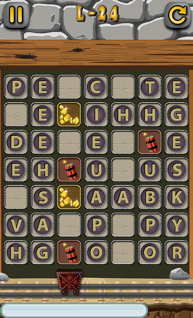 [FREE] [GAME] WordMine - A challenging word game-newgame.png