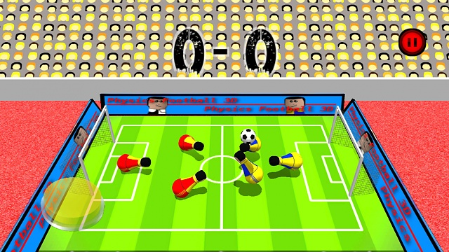 Free Game] Physics Football 3D free soccer game, Android Game ...
