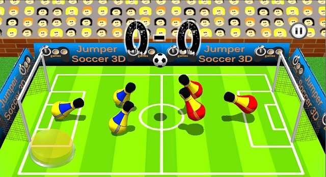 [Free Game] Physics Football 3D free soccer game, Android Game-mac3.jpeg