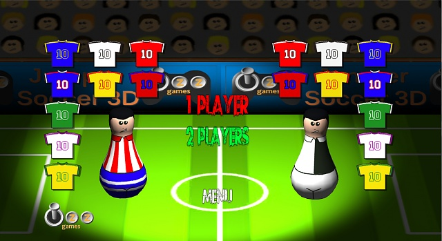 [Free Game] Physics Football 3D free soccer game, Android Game-teamselect.jpeg