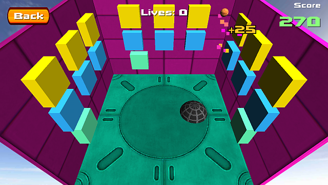 [NEW][GAME] Cubeong 3D - Insane ball & block game :)-screen1.png