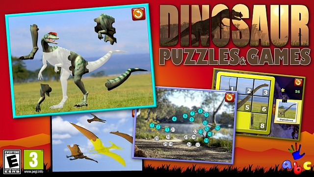 Kids dinosaur puzzles and number games - [New] [FREE]-0.jpg