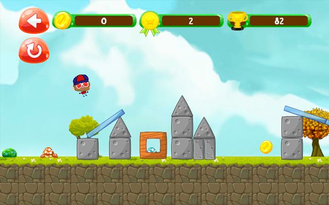 [FREE][GAME] My Piper - Virtual Pet and Construction Game-threejump.jpg