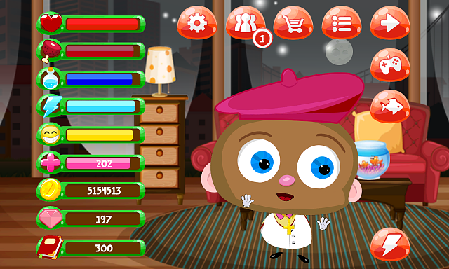 [FREE][GAME] My Piper - Virtual Pet and Construction Game-screenshot_2015-07-19-21-49-44.png
