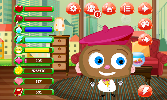 [FREE][GAME] My Piper - Virtual Pet and Construction Game-screenshot_2015-07-20-06-33-32.png