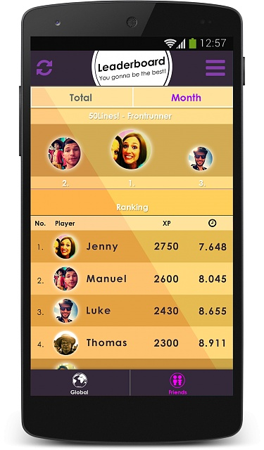 [Game] [Upcoming] Different Quiz-,Mini- and Brain Games against Friends in ONE App-feature_game-highscores.jpg