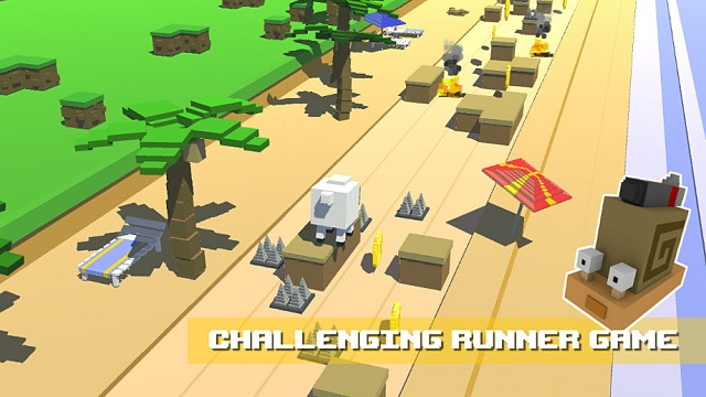 [FREE][Game] Cuby Creatures - 3D Endless Runner with Cute Cube Animals-cuby_shot02.jpg