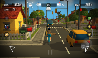 Our new game; Paperboy:Infinite Bicycle Ride-333z200_7.png