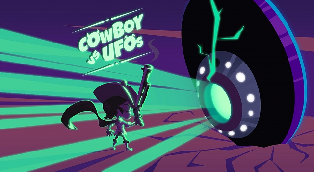 "New shooter runner ""Cowboy vs UFOs"" Yoo-Hoo!!!-04_green_violet.jpg"