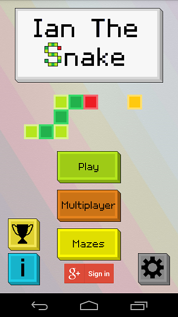 [2.2+][GAME] Ian The Snake - Multiplayer Bluetooth Snake Game-screenshot_2014-06-06-23-25-17.png