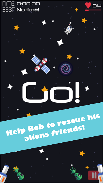 [NEW GAME] GRAVITY: Rescue lost aliens-screen1.png