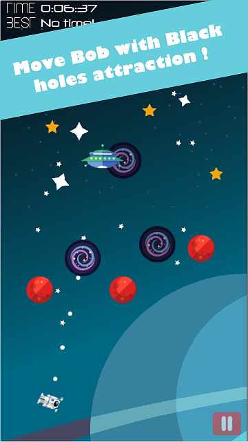 [NEW GAME] GRAVITY: Rescue lost aliens-screen2.png