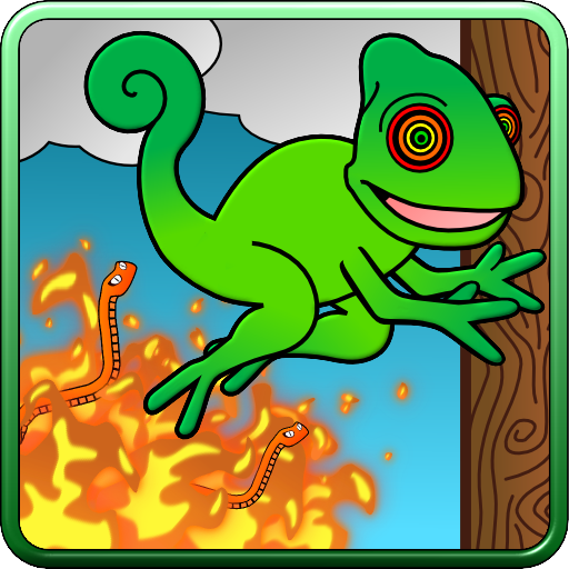 [FREE][GAME] Crazy Chameleon - jumping platform game-lauchericon3.png