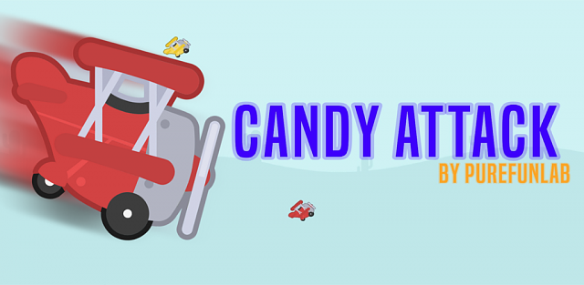 [NEW] [FREE] [GAME] Candy Attack - Help the worried dad to collect healthy food for his kids!-feature.png