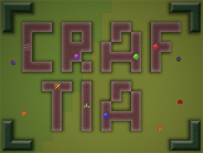 Craftia - new sandbox game with elements of tower defense-title_400.png