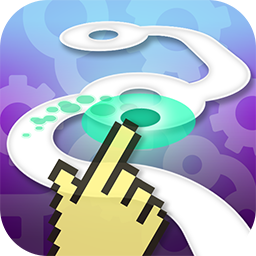 [FREE GAME] Follow the Line EX (Beta testing)-icon_android.png