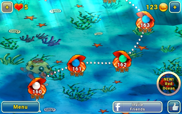 [GAME][2.3+][FREE] OceanuX — Underwater Match 3 released for Android!-3.jpg
