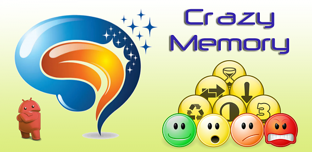 [FREE GAME] Crazy Memory (on PlayStore)-banner.png
