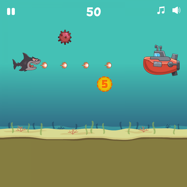 [FREE][GAME] Shark the Destroyer-screenshot2.png