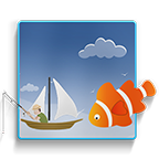 [FREE][GAME] Catch The Fish-ic_launcher.png
