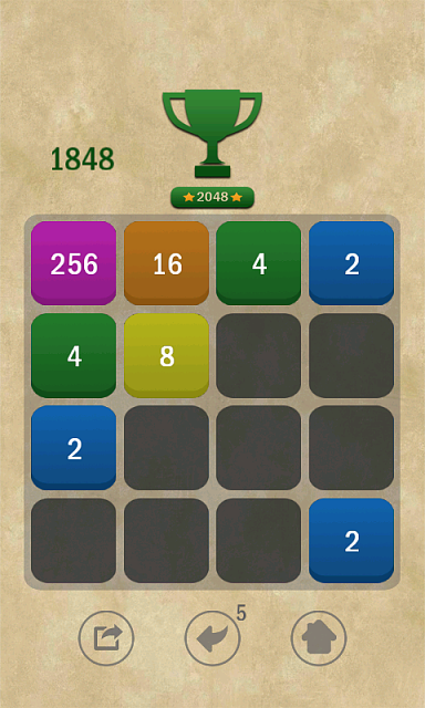 [FREE] [Android] [GAME] 2048 Puzzle-game_1.png