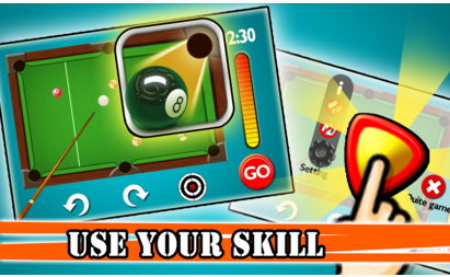 [FREE]3D Pool:8 Ball Snooker-Be the snooker master-2.png