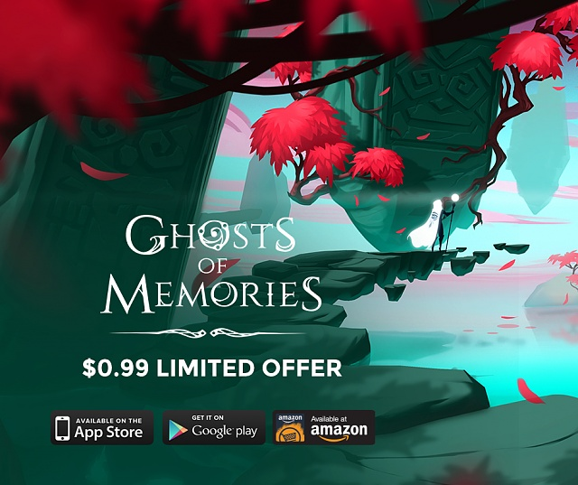 Ghosts of Memories - promo (alt=