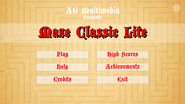 [GAME][FREE][PUZZLE] Maze Classic Lite - An Addictive Puzzle-1.png