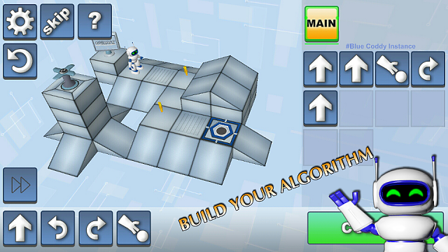 [FREE GAME] Coddy: World on algorithm-screenshot1x540.png
