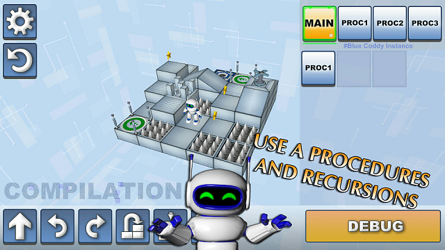 [FREE GAME] Coddy: World on algorithm-screenshot2x540.png