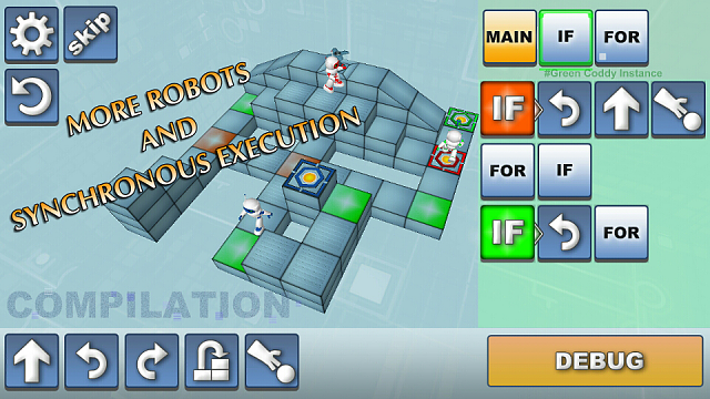[FREE GAME] Coddy: World on algorithm-screenshot4x540.png