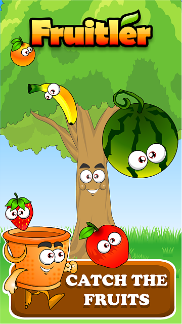 [GAME FREE] Fruitler -  The Fruit Catcher-screen1.png