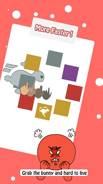 [GAME] [+2.3] BLOCK SWIPE - One of the most difficult games.-rabbit.jpg