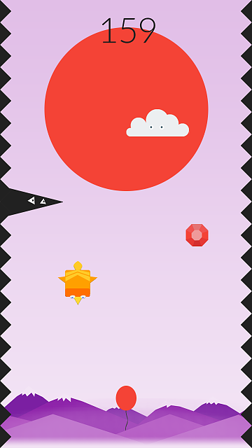 [GAME][FREE][HD][ENDLESS] Balloon - control your own flying balloon.-scr1.png