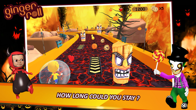 [GAME] Ginger Roll - Cute Arcade Platform - Free Promo Codes Attached-screen640x640.jpeg