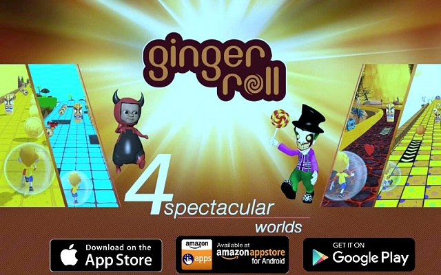 [GAME] Ginger Roll - Cute Arcade Platform - Free Promo Codes Attached-ginger-roll-banner_3.jpg