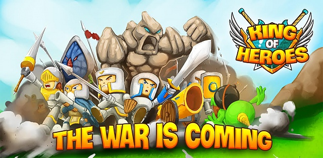 king of heroes a new tower defense android forums at
