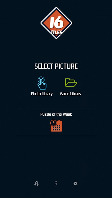 [Free] [Puzzle] 16Tiles Picture Puzzle Game: Not your typical Puzzle Game-home.jpg