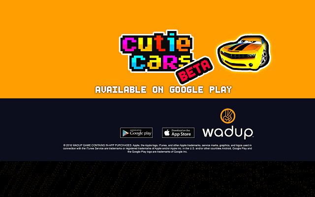 Cutie Cars - Endless arcade racing with jumping cartoon cars(BETA)-promoimage2.png