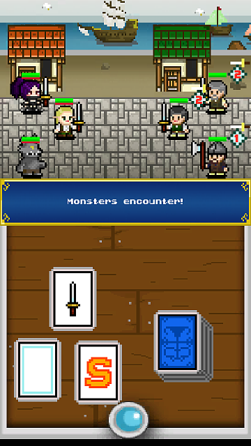 """[Indie] Rogue-like RPG """"Random Knights: Adamant Destiny"""" takes you to a retro magical journey-screenshot_2016-04-07-08-48-52.png"""