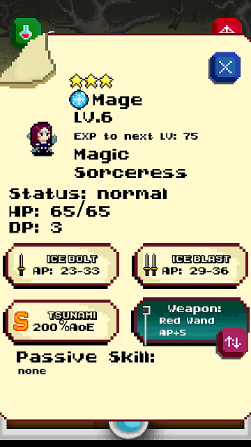 """[Indie] Rogue-like RPG """"Random Knights: Adamant Destiny"""" takes you to a retro magical journey-screenshot_2016-04-07-09-25-06.png"""